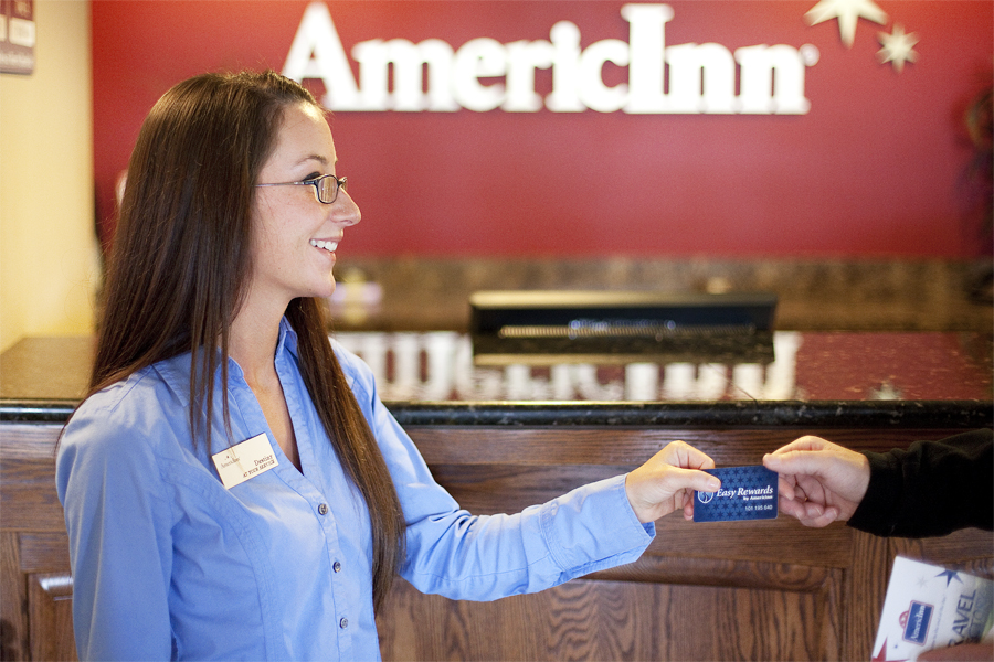 AmericInn McAlester Rewards